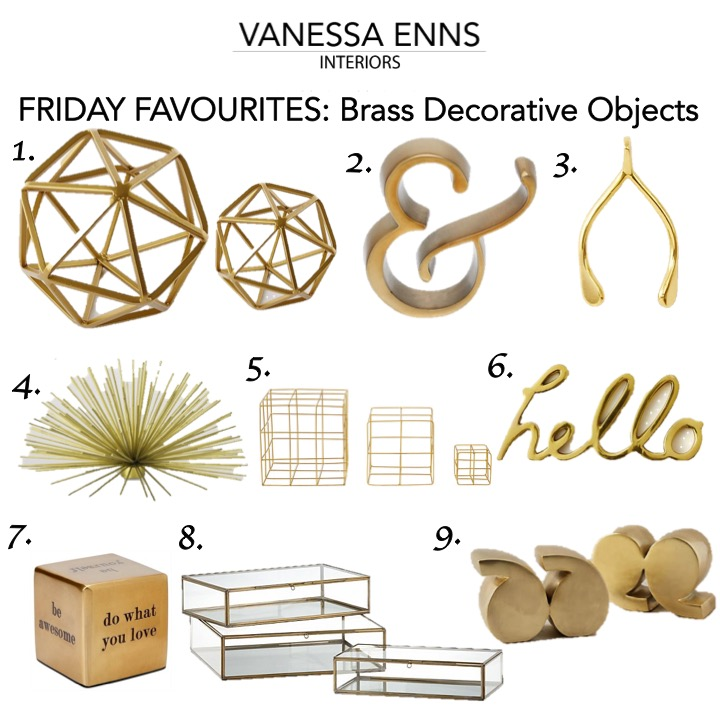 Vanessa Enns Interiors Friday Favourites Brass Decorative Objects.jpg