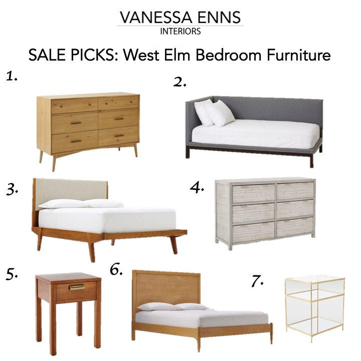 vanessa enns interiors sale picks west elm bedroom furniture